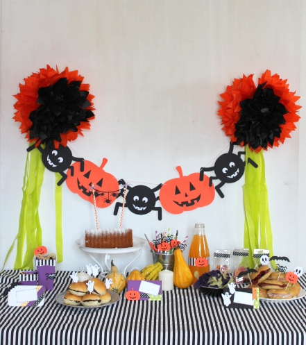 hallowen-mini-party-for-kids