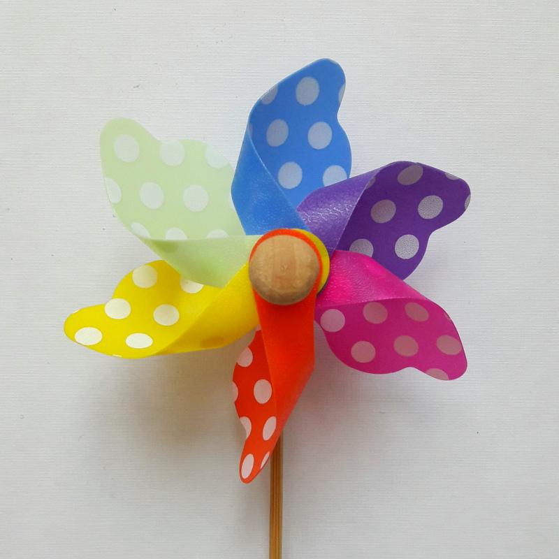 Girndola-colorata