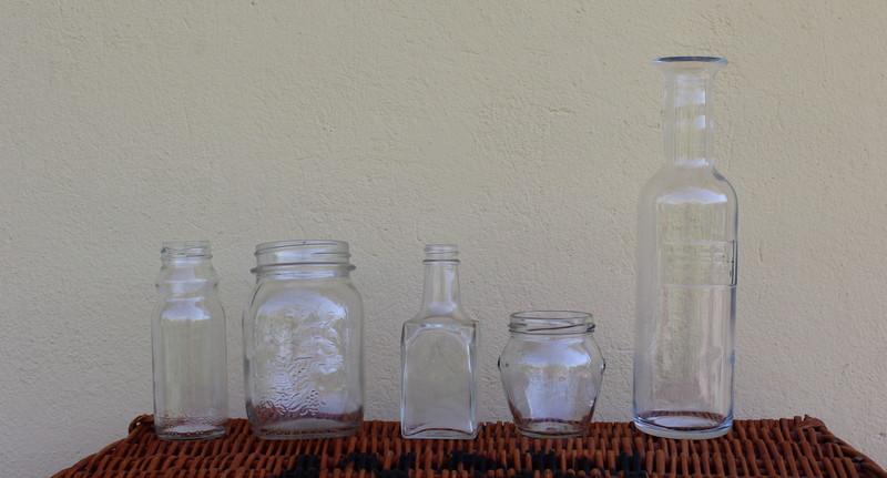bottiglie-vetro-centrotavola